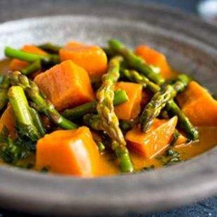 Very Easy Vegetarian Thai Curry