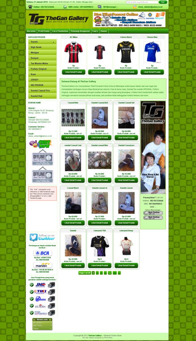 TheGan Gallery - General Online Store